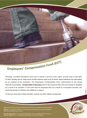 SSC Employees' Compensation Fund