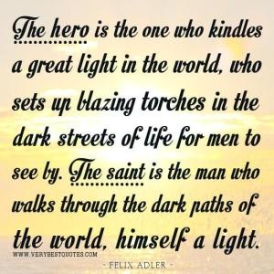 hero saint