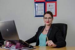 Natasja the career woman
