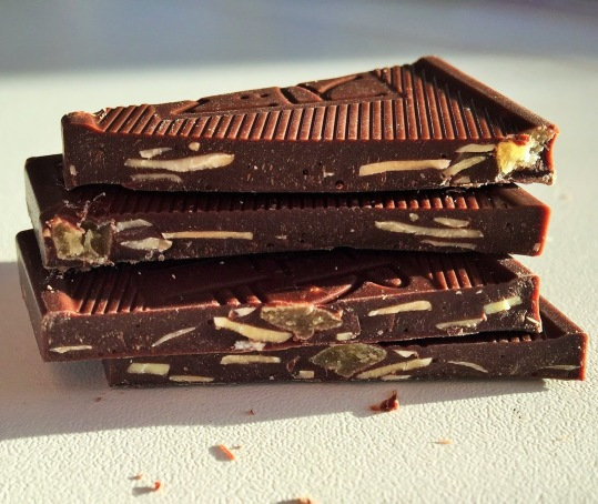 Image result for dark chocolate orange and almond flavour